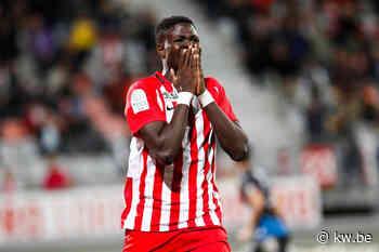 KV Oostende haalt aanvaller Makhtar Gueye bij Saint-Etienne