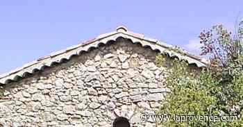 Restauration de la chapelle Sainte-Maxime à Quinson : appel aux dons - La Provence