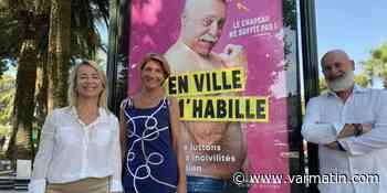 Sainte-Maxime fait la chasse aux torses nus dans le centre-ville - Var-Matin