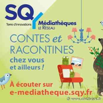 La palmier menteur (légende) Réseau des médiathèques vendredi 14 août 2020 - Unidivers