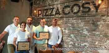 Le 27ème Pizza Cosy a ouvert ses portes à Challans depuis le 24 juillet - Observatoire de la Franchise