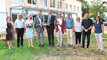 Baiersbronn: Mehr Licht und Wärme in den Räumen - Baiersbronn - Schwarzwälder Bote