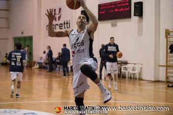 SERIE B UFFICIALE – Lorenzo Andreani torna a Civitanova Marche - Basketinside