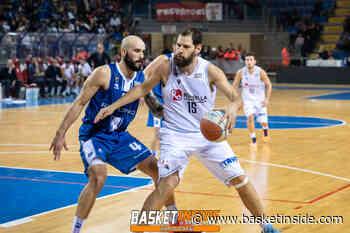 SERIE B UFFICIALE – Francesco Amoroso non si muove da Civitanova Marche - Basketinside