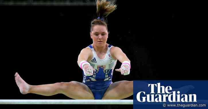 Amy Tinkler hits out at British Gymnastics over abuse complaint delay