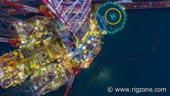 Offshore UK Covid Cases Continue to Fall