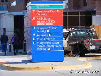 Iowa Man Shows Up At St Marys ER With Gunshot Wound - News Talk 1340 KROC-AM