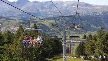 Des horizons exceptionnels à voir du télésiège de Font-Romeu-Odeillo-Via ouvert jusqu'à fin août - L'Indépendant
