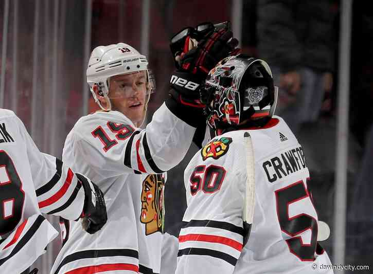 Chicago Blackhawks: In bubble and getting ready to go