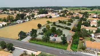 Bouaye : De nouvelles places de parking à la gare - Ville de Nantes