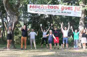 Höchstadts Engelgarten wird zum Sportzentrum