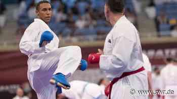 Karate-Champion Jonathan Horne - Wickeltisch statt Olympia-Matte - SWR