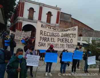 Lleva cuatro días sumida en crisis la ciudad de Tlaxiaco - www.nssoaxaca.com