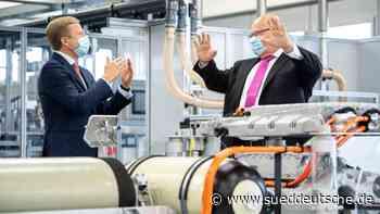 Forschung in Garching: Zukunft made in Bavaria - Süddeutsche Zeitung