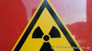 Mitarbeiter verursacht radioaktiven Gasaustritt in Garching - Süddeutsche Zeitung