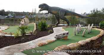 Trafford Golf Centre and Dino Falls reopen after closing due to COVID-19 cases