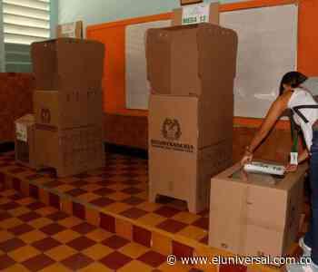 El 30 de agosto habrá elecciones atípicas en Achí - El Universal - Colombia