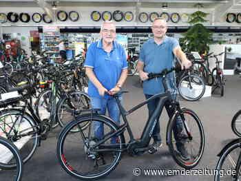 E-Bikes auch in Ostfriesland immer gefragter - Emder Zeitung