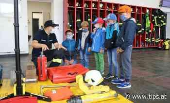 Ferienprogramm Freiwillige Feuerwehr Maria Schmolln - Tips - Total Regional