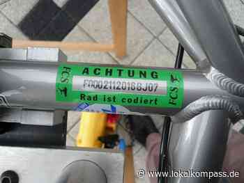 """ADFC Hamminkeln: """"Machen Sie es Langfingern schwer"""" / Termin: Donnerstag, 13. August, 11.30 bis 14 Uhr und 15 bis 17.30 Uhr: Fahrradcodierung in Mehrhoog und Dingden - Hamminkeln - Lokalkompass.de"""
