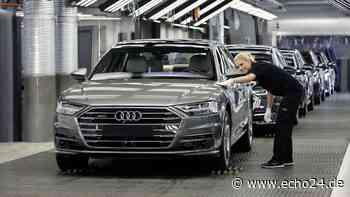 Audi Neckarsulm: Produktionsstopp - Bald stehen die Bänder wieder still - echo24.de