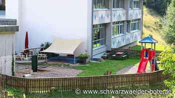 Triberg: Betreuung im Kindergarten erweitert - Triberg - Schwarzwälder Bote