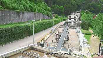 Triberg: Investitionsstau bei Kläranlage abzuarbeiten - Triberg - Schwarzwälder Bote