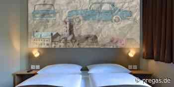 130 Hotels in Deutschland - B&B HOTELS eröffnet erstes Hotel in Eisenach - PREGAS