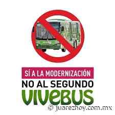 Convocan a protestar contra la segunda ruta troncal - Hoy
