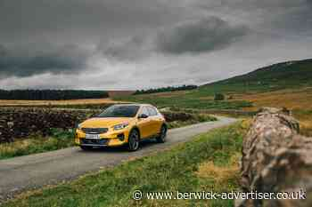 Kia XCeed review - crossover appeal - Berwick Advertiser