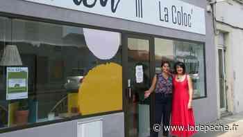 Villeneuve-sur-Lot. Avec Brigitte et Laure, une Tribu de colocs à découvrir - LaDepeche.fr