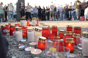 Querfurt: Rund 400 Menschen bei emotionaler Mahnwache für toten Zweijährigen - TAG24