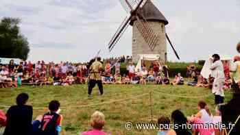 Près de Pont-Audemer, la fête médiévale au moulin de Hauville a bien lieu dimanche 2 août 2020 - Paris-Normandie