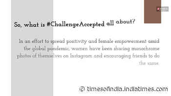 This is why #ChallengeAccepted went viral
