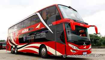 PO Agra Mas Buka Rute Baru Parung-Magetan Pakai Bus Double Decker - mobilkomersial.com