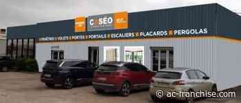 Une société de menuiseries implantée à Bonneval rejoint le réseau Caséo - AC Franchise