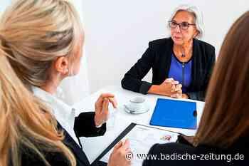 Mit 50-plus den Job wechseln - Beruf & Karriere - Badische Zeitung