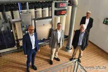 SW Oberursel: Kein Chlor mehr im Trinkwasser - Zeitung für kommunale Wirtschaft