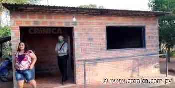 Regalan una casa a peque con discapacidad - Crónica.com.py