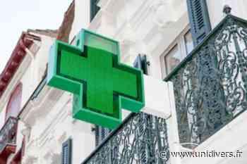 Info pratique   Pharmacie de garde Pharmacie du viaduc samedi 15 août 2020 - Unidivers