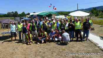 Castres : les Gilets jaunes continuent l'agora et veulent construire un nouveau camp - ladepeche.fr
