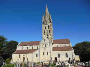 Visite guidée de l'église Saint-Sulpice Secqueville en Bessin Eglise Saint-Sulpice samedi 19 septembre 2020 - Unidivers