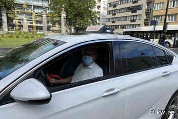 Mondmasker verplicht bij Oostendse taxichauffeurs en hun passagiers