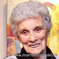 Obituary – Clara Pepers – Morrisburg Leader - The Morrisburg Leader