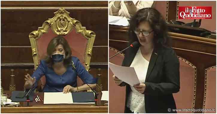"Salvini senza mascherina in Senato, Pirro (M5s): ""Becera propaganda"". Casellati: ""Avviata istruttoria interna"""