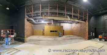 McCreary Center Renovation Project Almost Complete - raccoonvalleyradio.com