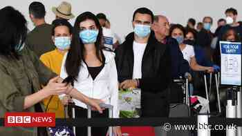 Coronavirus: Double virus tests 'could cut quarantine time' - BBC News