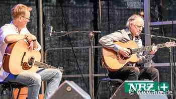 Dinslaken: Wo die Gitarre unterm freien Himmel singt - NRZ