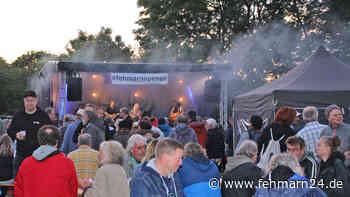 Abgespecktes Jubiläumsfestival - fehmarn24
