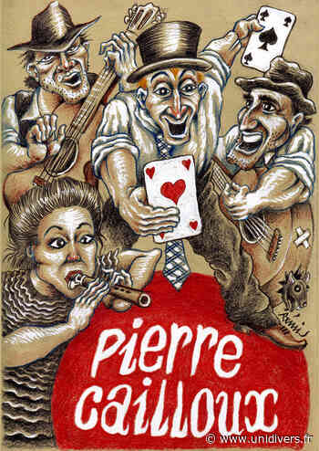Pierre Cailloux, spectacle de rue Chilly-Mazarin,quartier Saint Elouard Chilly-Mazarin - Unidivers
